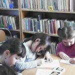 Papierowy Teatr Kamishibai w Bibliotece w Jabłonicy Polskiej