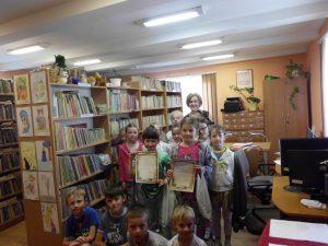 """""""Noc bibliotek"""" w JABŁONICY POLSKIEJ-podsumowanie"""