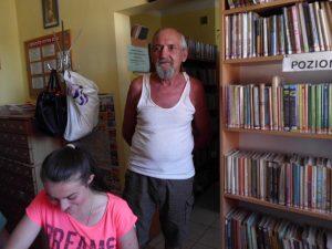 NOC BIBLIOTEK – Biblioteka w Jasionowie
