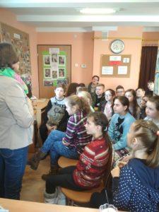 Spotkanie z dietetykiem w Bibliotece w Jabłonicy Polskiej