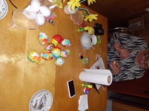 Świąteczne ozdoby w Jasionowie