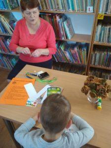 Wizyty uczniów w  Bibliotece w Jabłonicy Polskiej