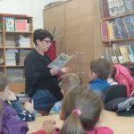 Odwiedziny przedszkolaków z Przedszkola Samorządowego w Haczowie