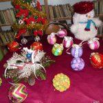 Wystawa ozdób bożonarodzeniowych