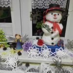 Warsztaty Bożonarodzeniowe w Bibliotece w Trześniowie