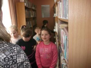 Międzynarodowy Dzień Książki dla Dzieci w Bibliotece w Jabłonicy Polskiej